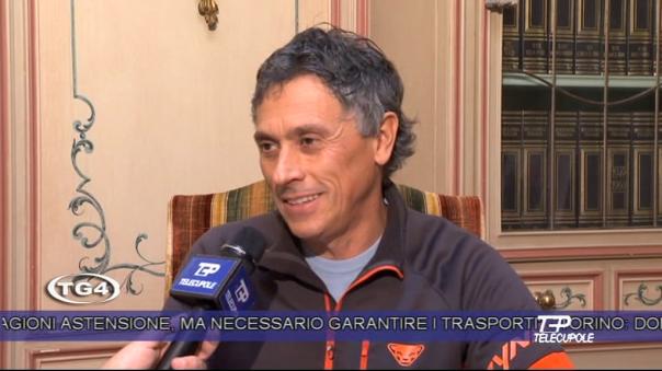 Davide Giordano parla di Teses su Telecupole